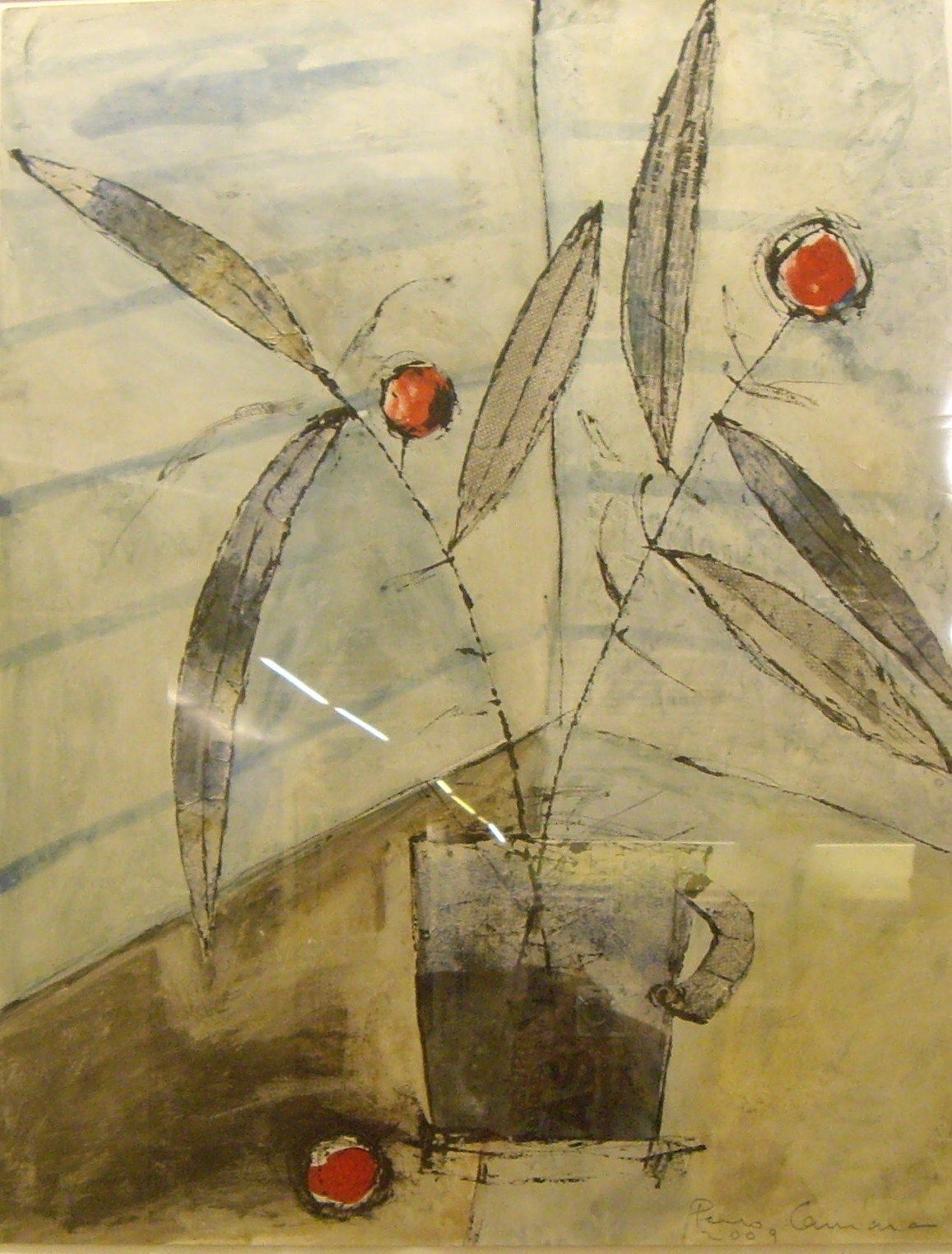 Eucalipto. Paco Camara | ART PACO CAMARA. CUADROS & MUEBLES | Pinterest