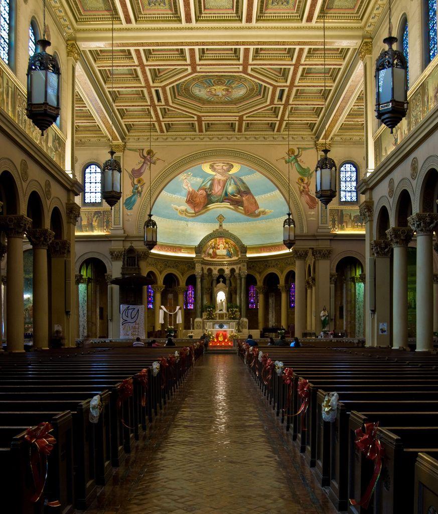 Most holy redeemer catholic church detroit and churches holy redeemer catholic church detroit mi aiddatafo Choice Image