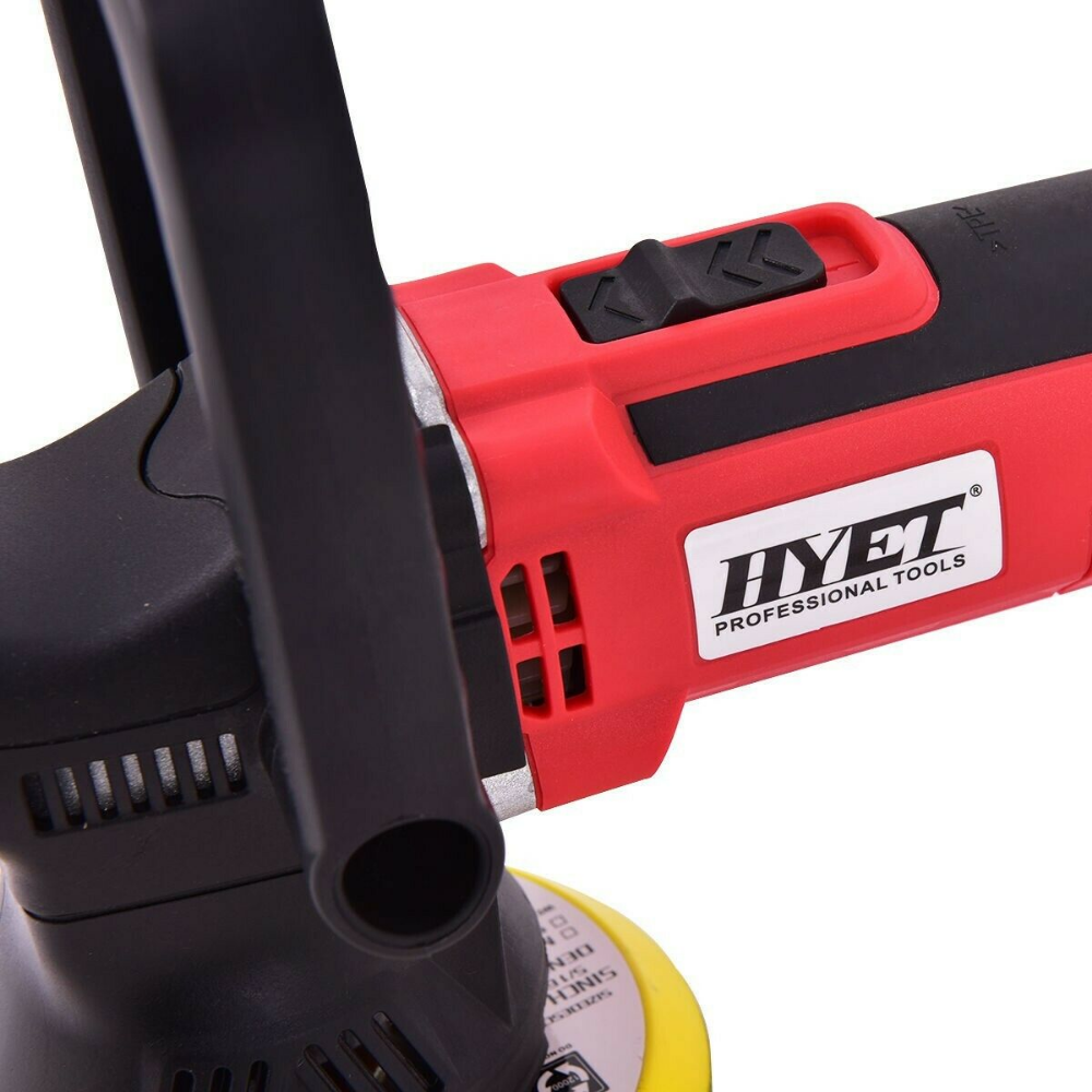 """Details about 5"""" Variable Speed DualAction Polisher"""