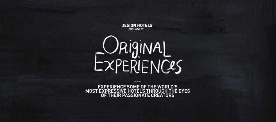 Original Experiences