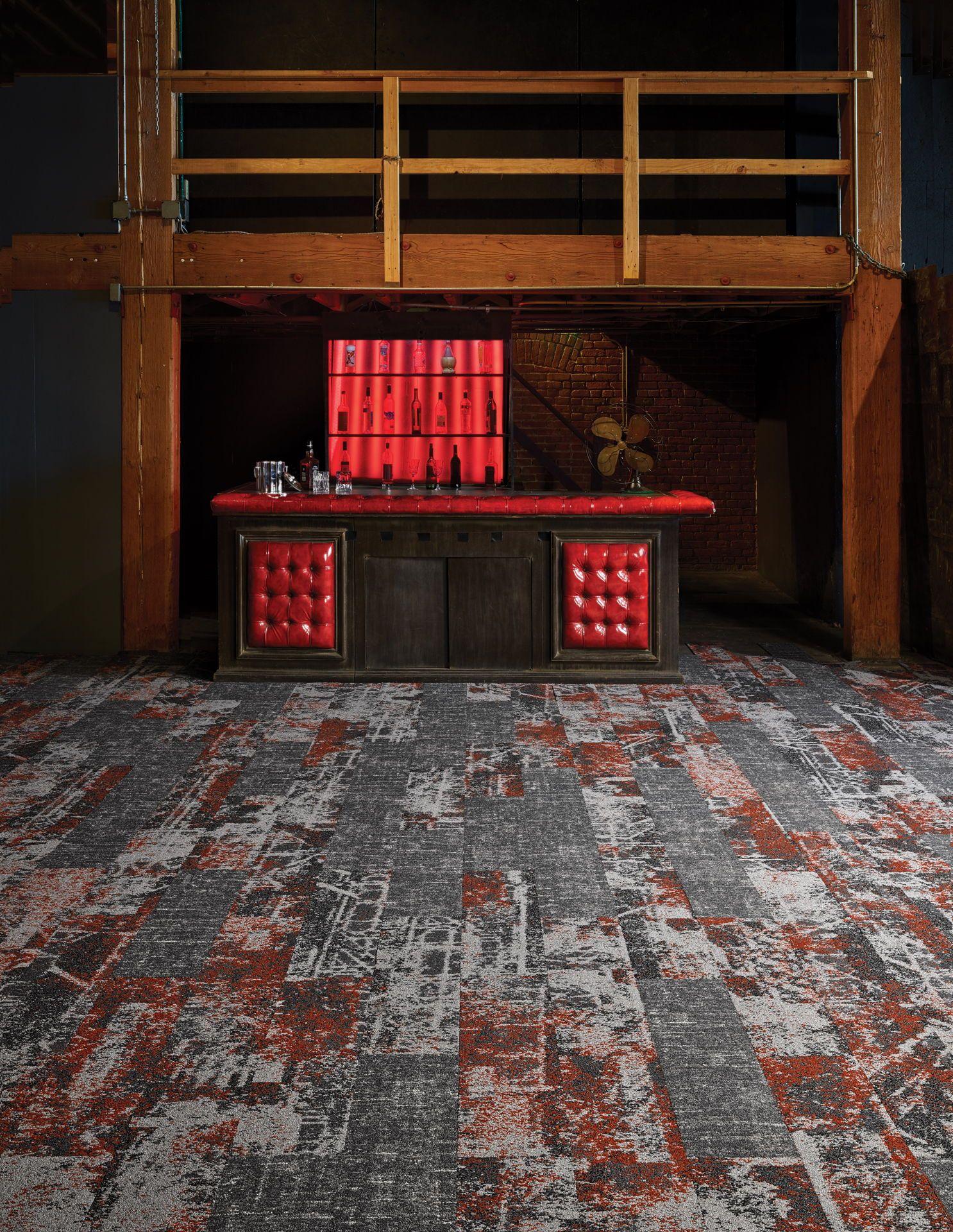 Dog Eared Modular carpet, Modular carpet tiles, Carpet tiles