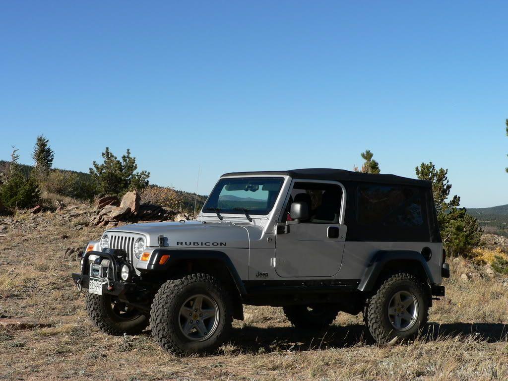 2006 Aev Unlimited Rubicon Silver 6 Speed 255 85r16 Ome Zj Lj Nth Tt Alloy Shafts 4 56 Gears Jeep Jeep Tj Jeep Wrangler Unlimited