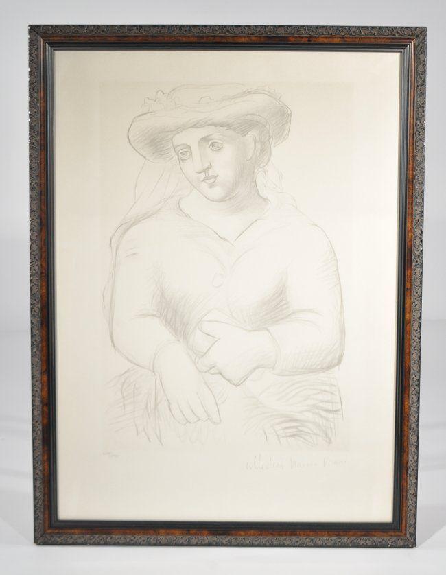 PABLO PICASSO (SPANISH 1888 -1973) : Lot 193