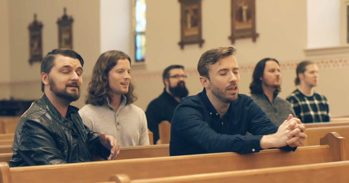 You'll Love This Beautiful Rendition Of 'Amazing Grace
