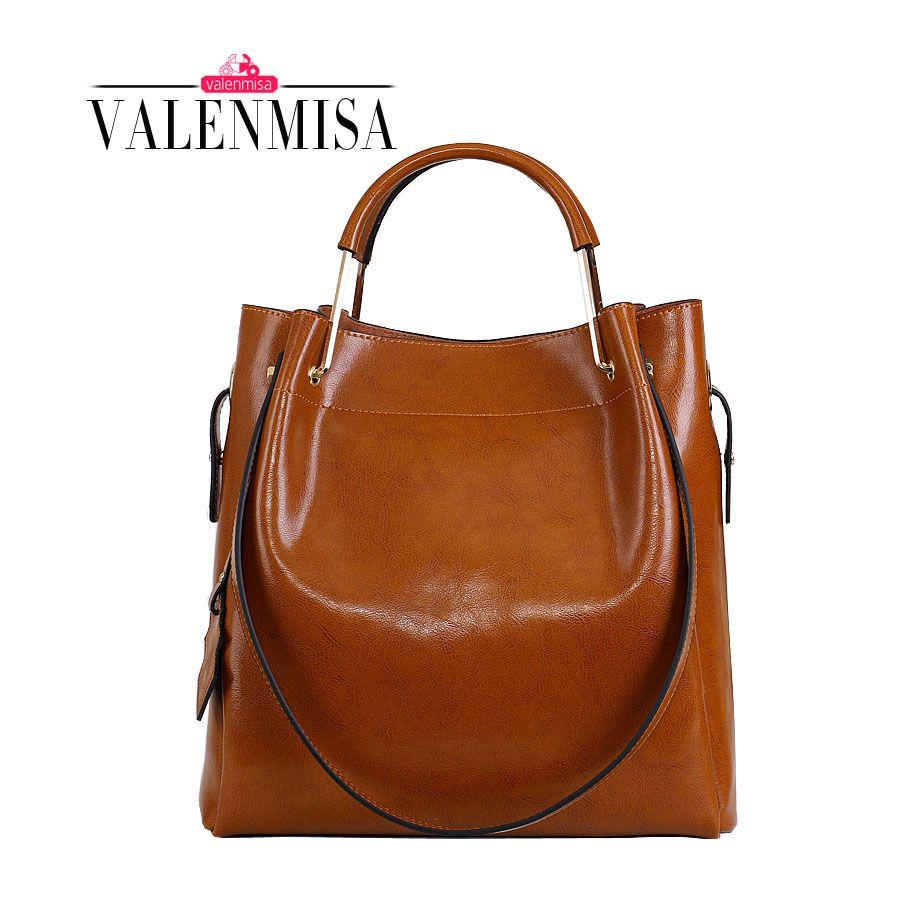 2017 Autumn Genuine Leather Fringe Handbags Designer Brand Women Tassel Shoulder Bags Vintage Fashion Las Crossbody
