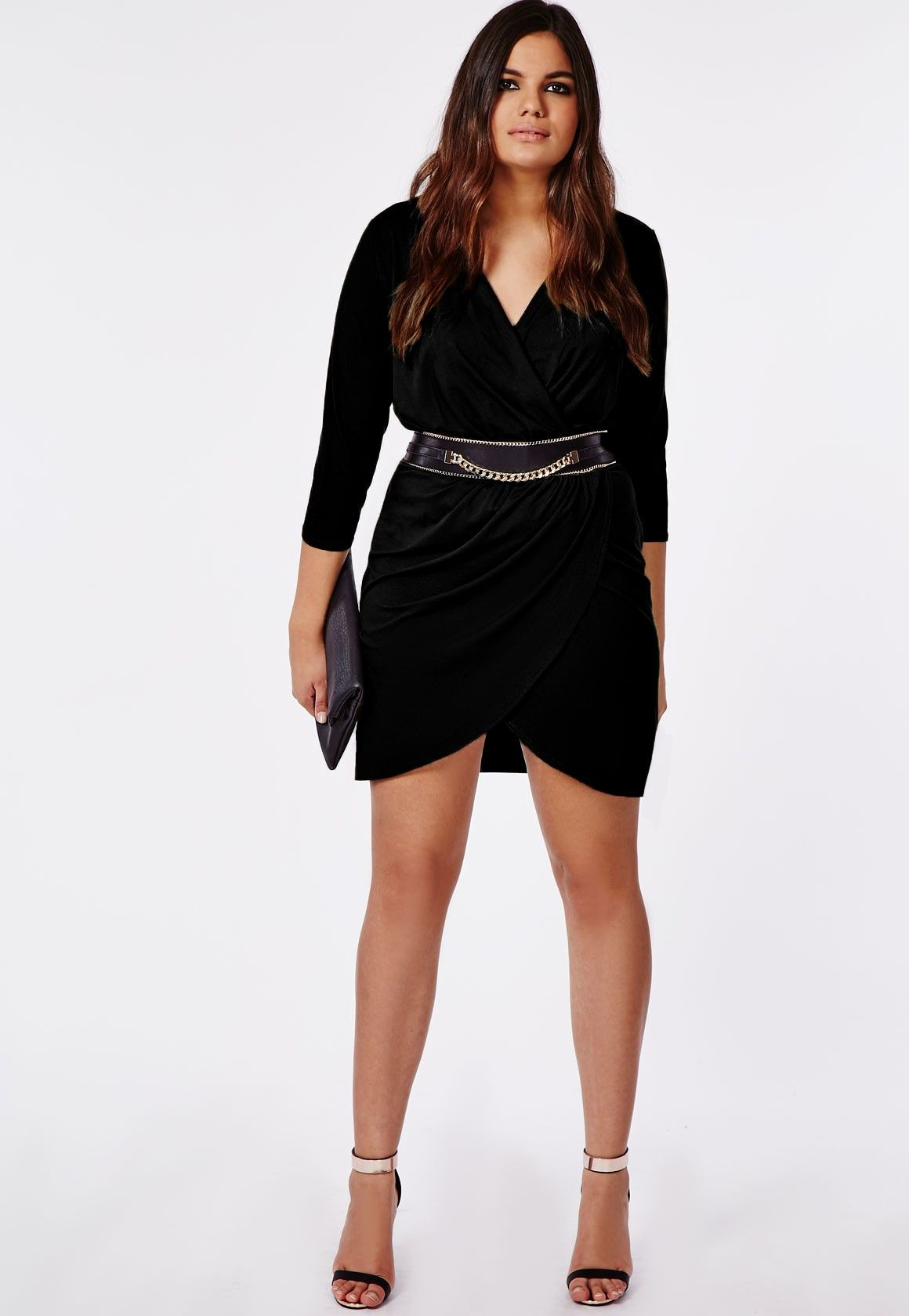 Plus size dresses uk only