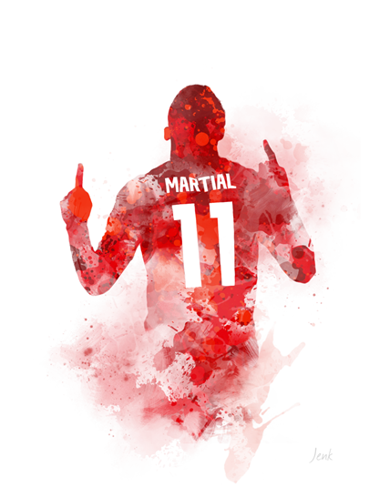 List of Beautiful Manchester United Wallpapers Hd Wallpaper Anthony Martial ART PRINT Manchester United Football Sport Gift Wall Art Home Decor watercolour gift ideas birthday christmas #AnthonyMartial #ARTPRINT #ManchesterUnited #Football #Sport #Gift #WallArt #HomeDecor #watercolour #giftideas #birthday #christmas #martialarts #martial #arts #wallpaper