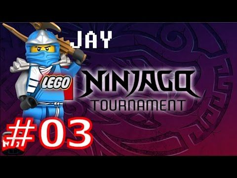 LEGO NinjaGo Tournament : IOS ; Gameplay Walkthrough : EP3 Jay ...