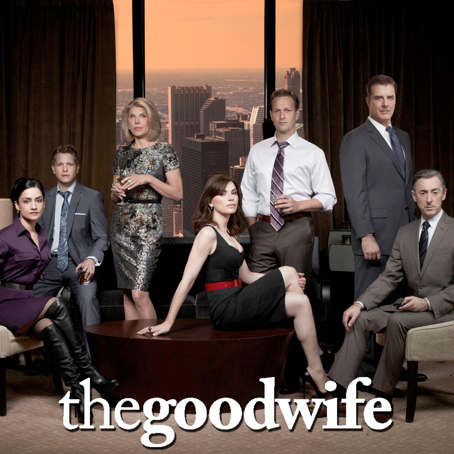 CBS ... The Good Wife