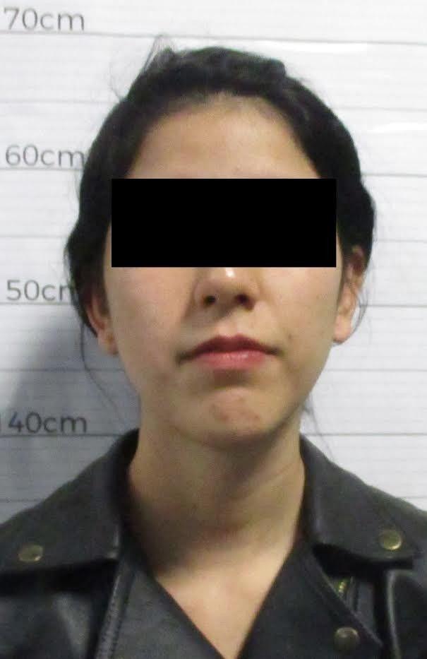 La mandaron a cambiar un cheque falso por 300 mil pesos, la detienen | El Puntero