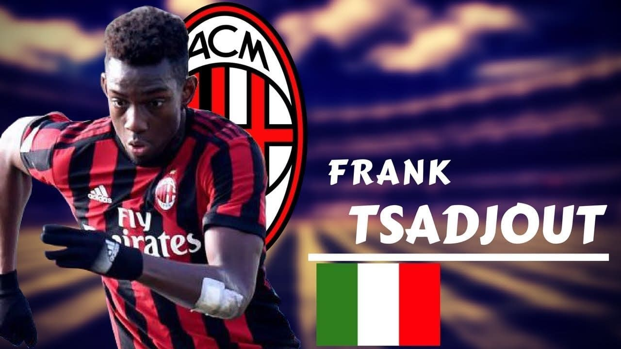 Tsadjout might make AC Milan debut after all of the first team ...