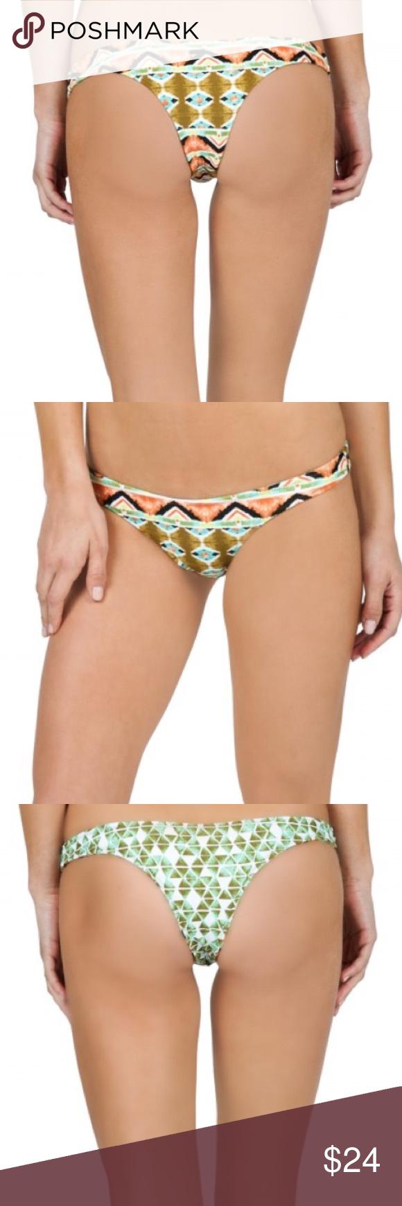 233c946f826f8 Volcom Reservable bikini bottoms For the truly brave