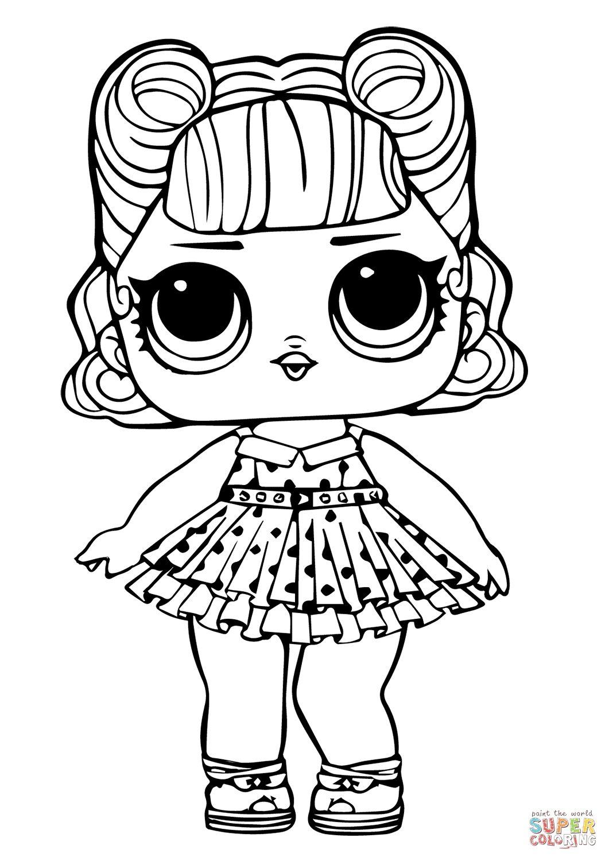 Jitterbug Lol Coloring jitterbug lol coloring | Lol dolls ...