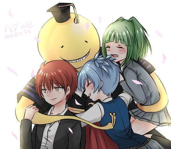 Haikyuu Manga Host: Pin By Visath Zarate On Assassination Classroom