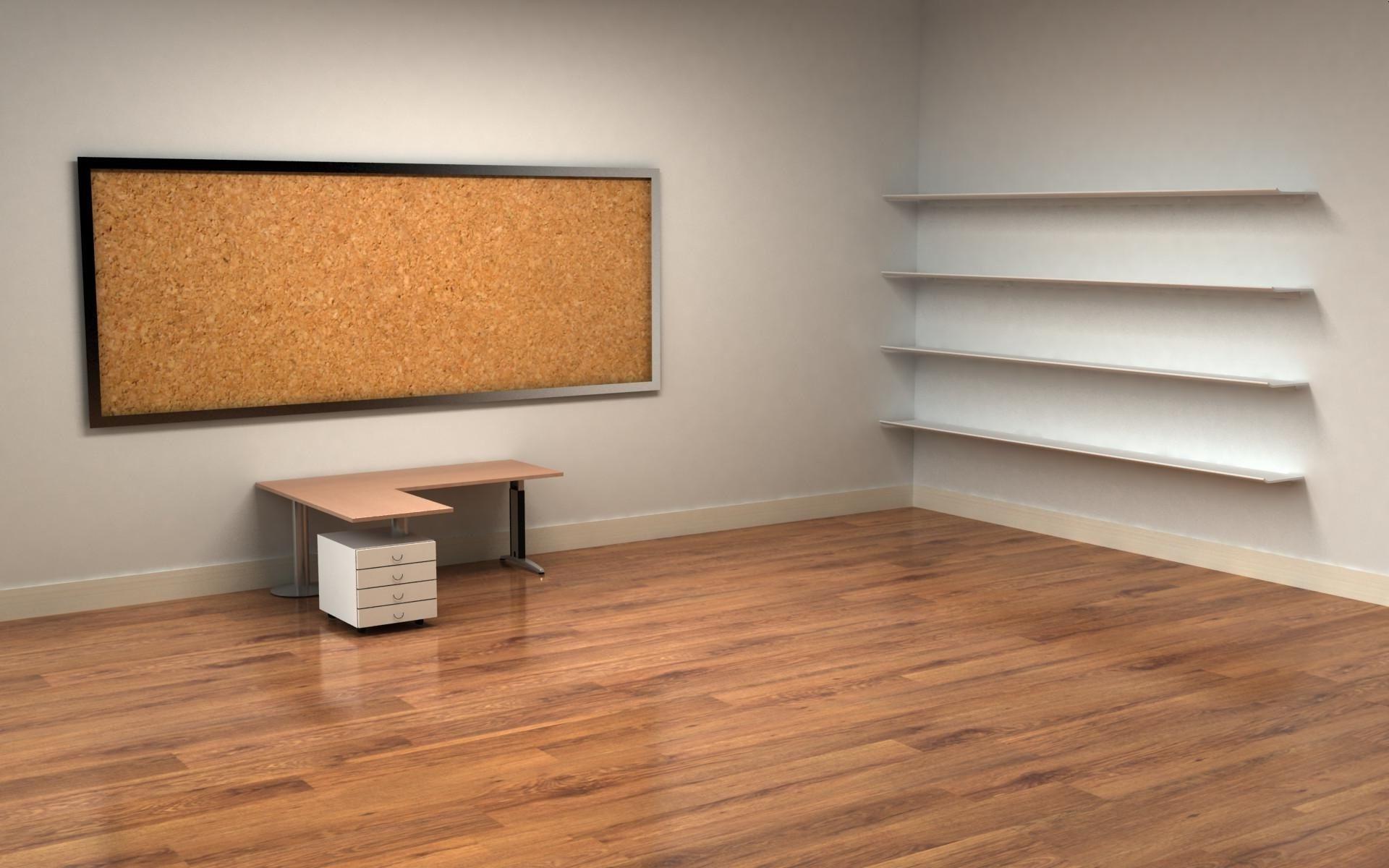 Office interior desks interior designs 1920x1200 for Wallpaper for office wall