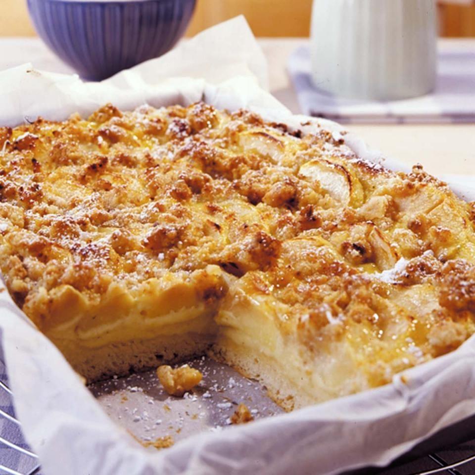 Fingerfood Rezepte Fur Die Party Streusel Kuchen Streuselkuchen Rezept Streuselkuchen