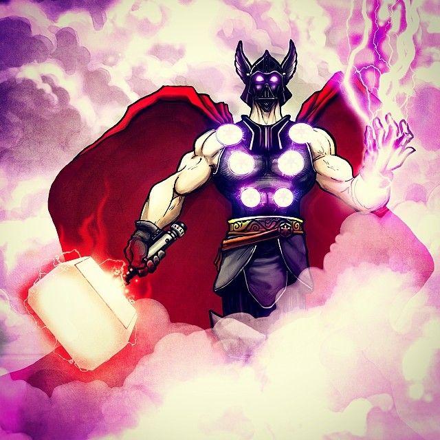 Thorth Vader (aka Darthor)