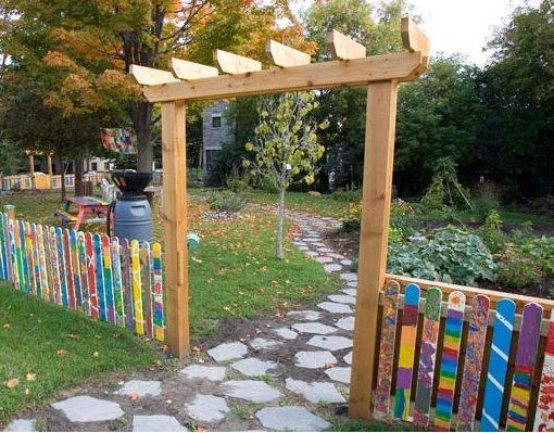 childrens garden gatejpg 510399 childrens garden kids - Garden Design Children S Play Area