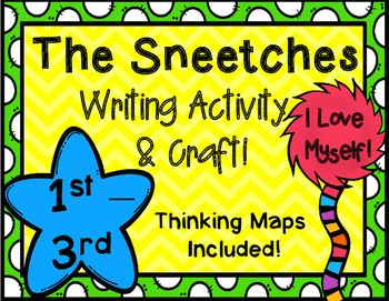 The sneetches writing activity lesson plans pinterest the sneetches writing activity sciox Choice Image