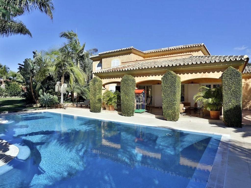 Marbella villas gallery - Marbella club villas ...
