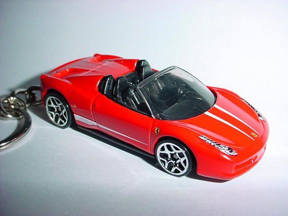 Ferrari Keychain