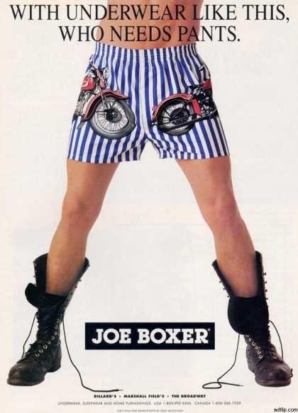 Joe Boxer (1993)
