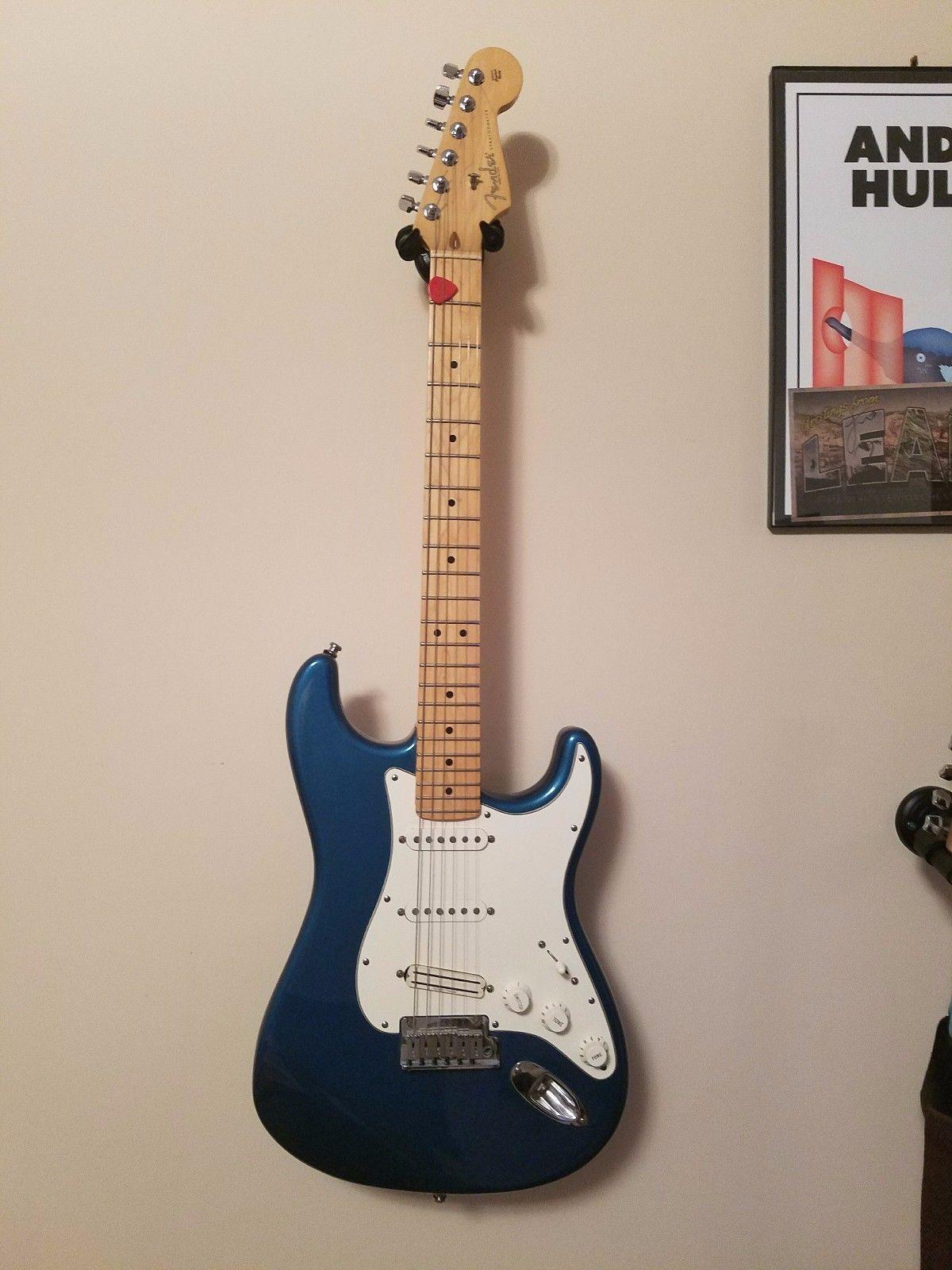 Fender Stratocaster American Standard with Seymour Duncan SHR 1 Hot Rails