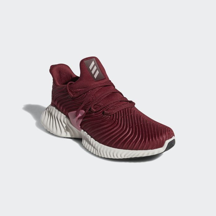 5432bfabca Alphabounce Instinct Shoes Maroon Womens in 2019 | Products | Adidas ...