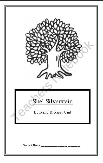 FREE Building Bridges: Shel Silverstein (Week 6) Lesson