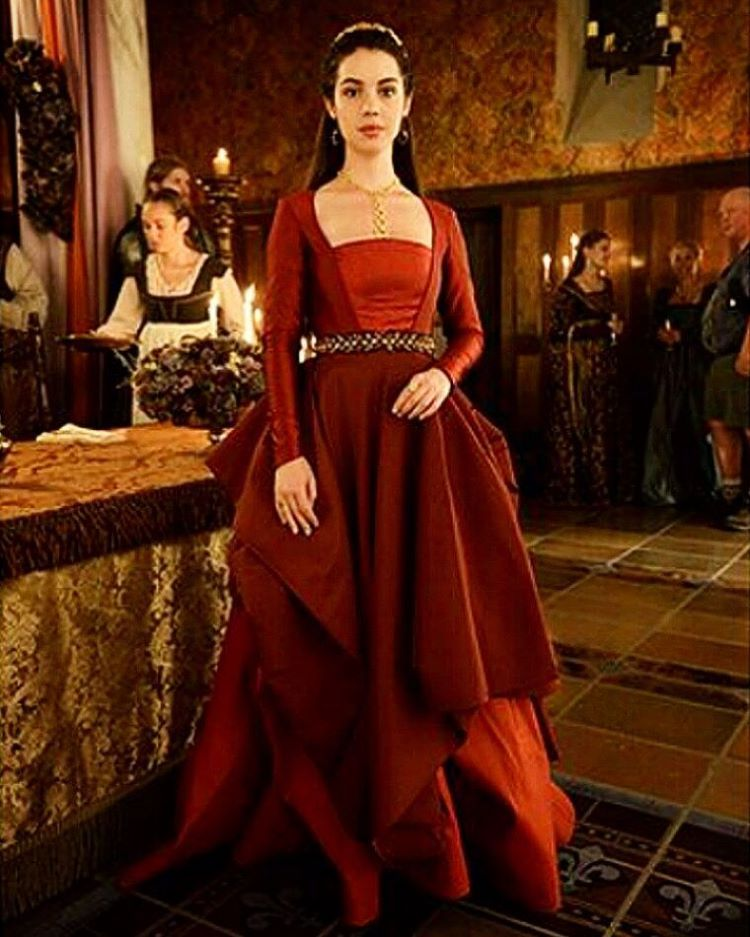 Image result for mary queen of scots reign dress | ~Fashion History ...