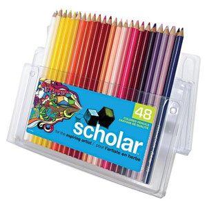 Prismacolor Scholar Colored Pencils School Supply Review.