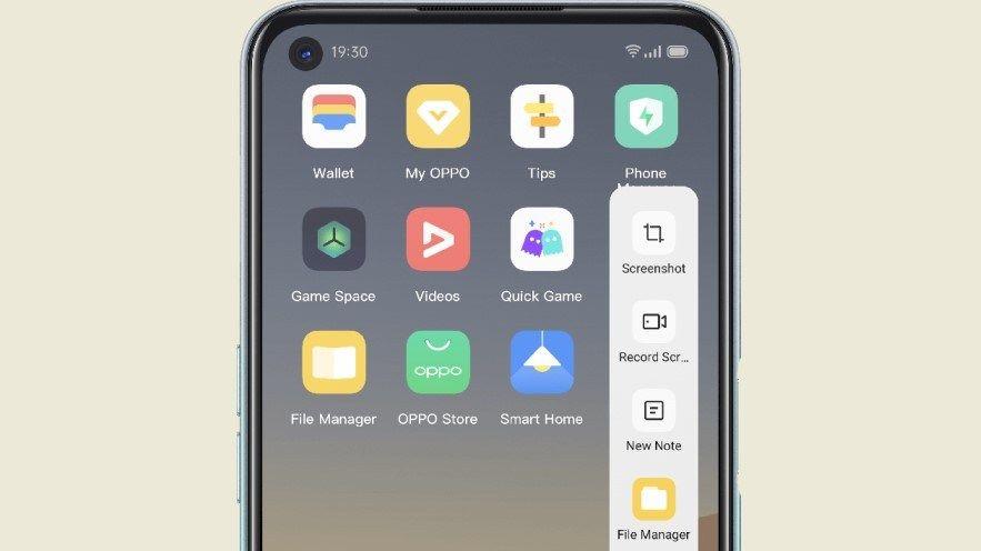 Cara Aktifkan Smart Sidebar Di Smartphone Oppo Terbaru Smartphone Teknologi Gadget Aplikasi