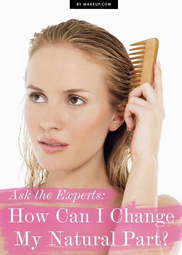 How Can I Change My Natural Part?   Hair Tutorials   Pinterest ...