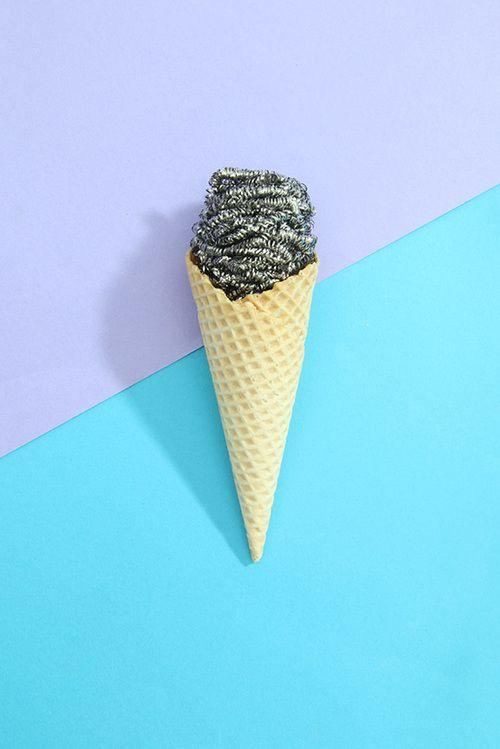 art direction | cone still life photography - Vanessa Mckeown
