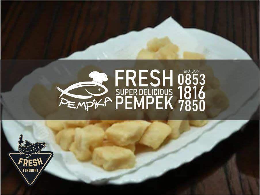 Yummy Enak Wa 62 853 1816 7850 Empek Empek Ulu Bundar Jogja Ikan Tenggiri Frozen Kota Bandung
