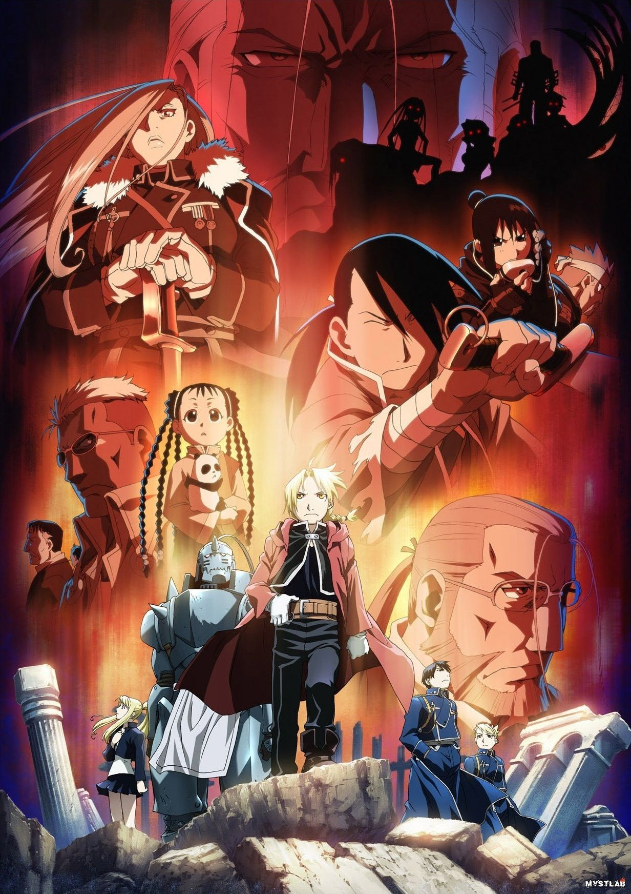 _Fullmetal Alchemist Brotherhood Fullmetal alchemist