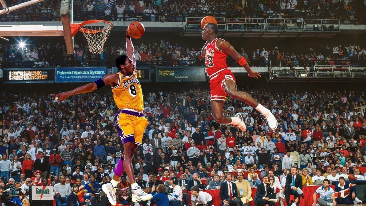 Michael Jordan Vs Kobe Bryant