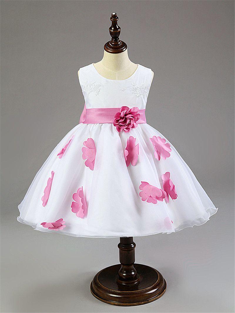 262e001fc New Korean children s clothing girls dress children dress princess ...