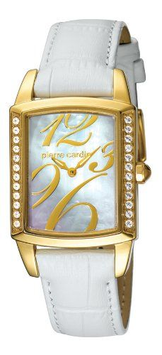 Pierre Cardin Women's PC104182F02 International Diamond Bezel Watch | Your #1 Source for Watches and Accessories