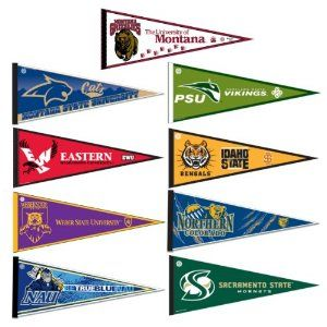 $49.95Big Sky Conference College Pennant Set