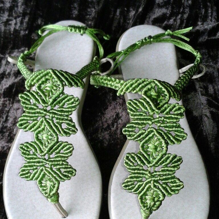 Sandali di Francesca finiti