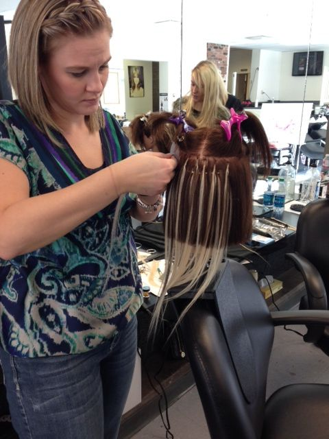 Hair Extension Class At Toni Guy Erie Pa The Erie Academy