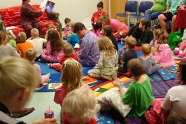 Pajama Storytime Tacoma Public Library Swasey Branch Tacoma, WA #Kids #Events