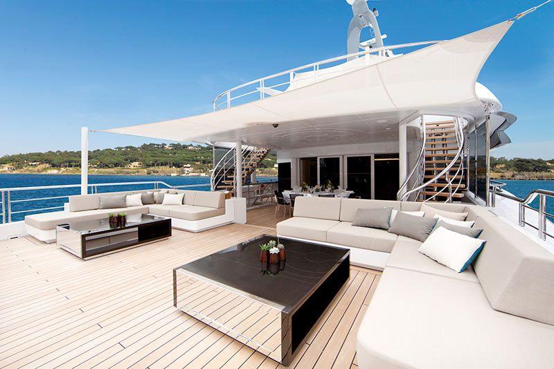 mogambo by nobiskrug   73 m   yachts + sail boats   pinterest, Innenarchitektur ideen