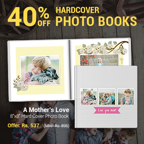 Festivals, fireworks and an overload of photos. Keep this year's Diwali moments together in a Photo Book perfect to capture the spirit of the festival. Use the code HCBOOK40 by 17th November and get 40% off. Start gathering your moments today! http://www.zoomin.com/in/Photo-Books/