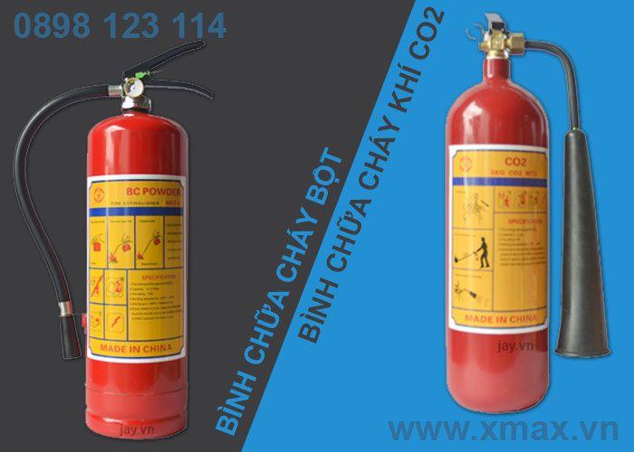 Binh Chữa Chay La Gi Fire Extinguisher