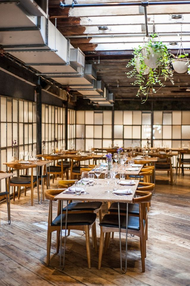 Brooklyn Restaurant By Doredoris