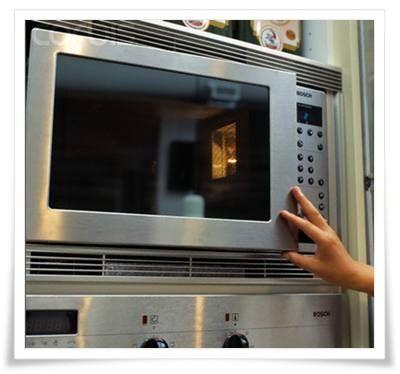 Cucina a microonde questo tutto ci che devi conoscere - Mobiletto per forno microonde ...