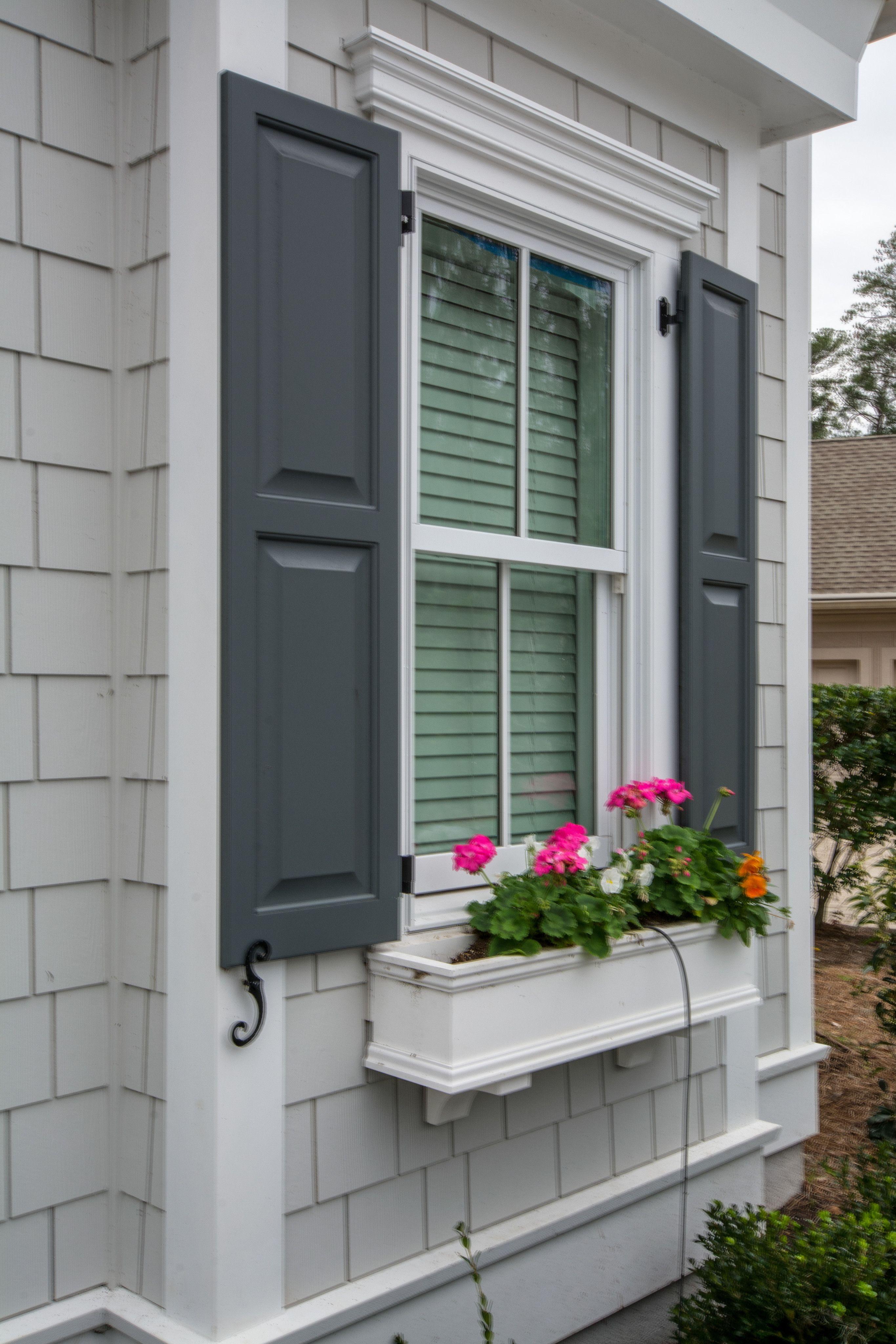 Raised Panel Shutter design ideas | Belfair, Bluffton, SC ...