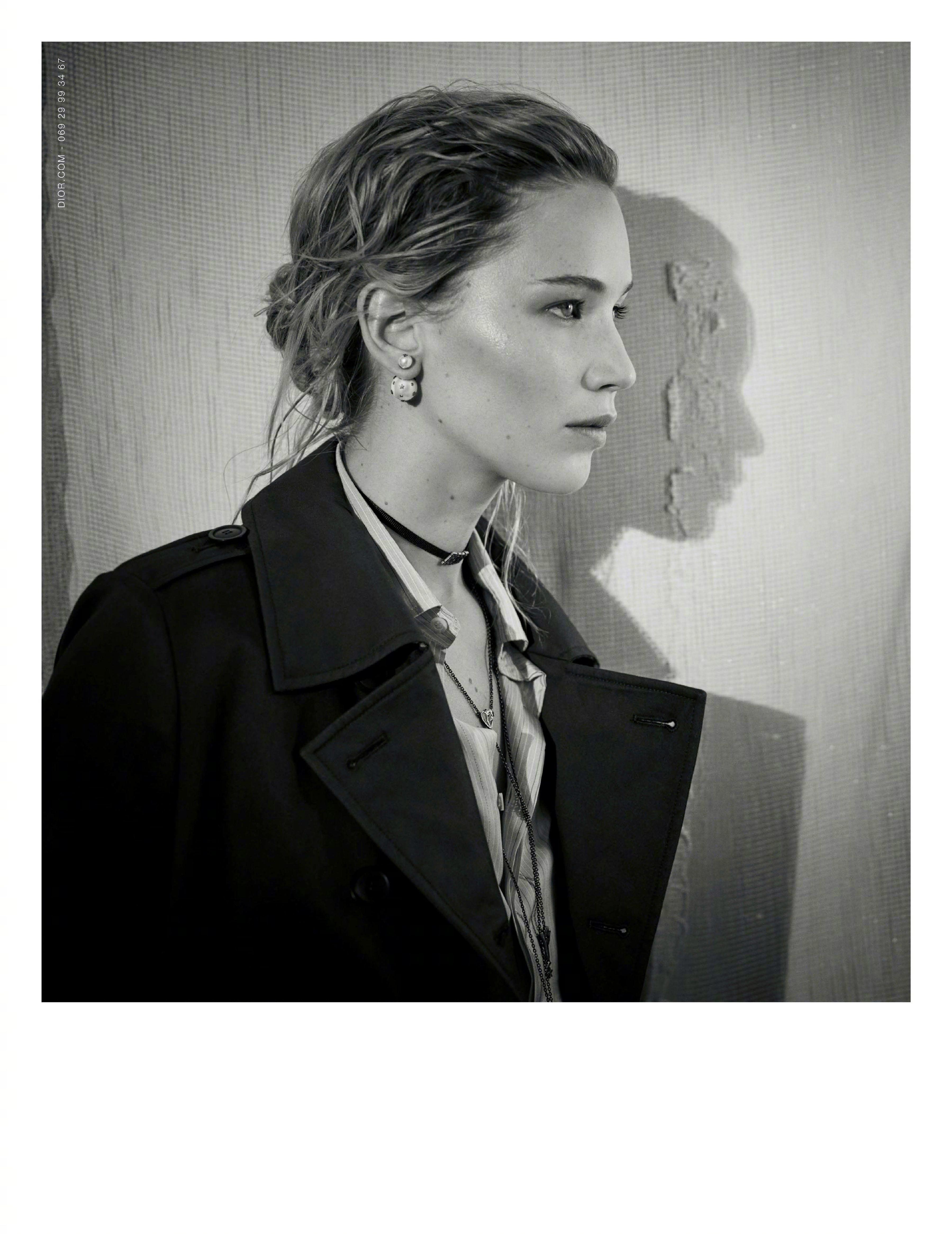 78ea9721f6c #Dior | Pre-Fall 2018 Ad Campaign starring #JenniferLawrence